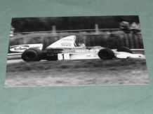 "McLAREN M23 Fittipaldi 1975 Daily Express F1  7x5"" photo by Frank Hall"